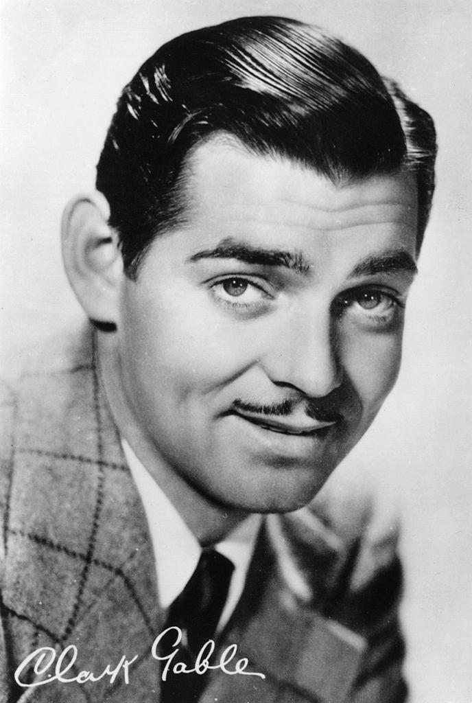 Clark Gable (1901-1960), who portrayed Rhett Butler in 'Gone With The Wind'. He received an Academy Award in 1934, and was crowned 'King of Hollywood' in 1937. | Source: Getty Images