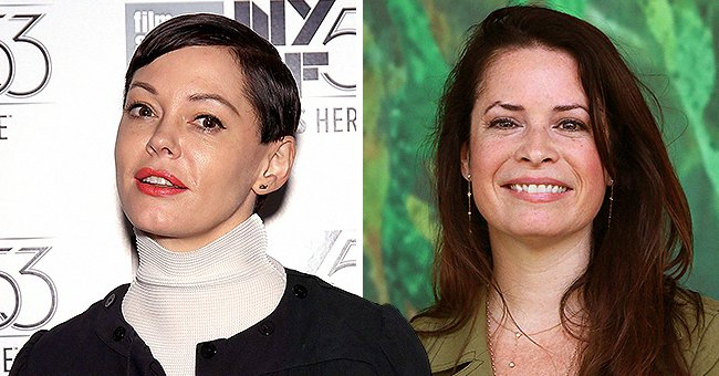 Rose McGowan & Holly Marie Combs Reunite –– Discover Their Revelations about 'Charmed'