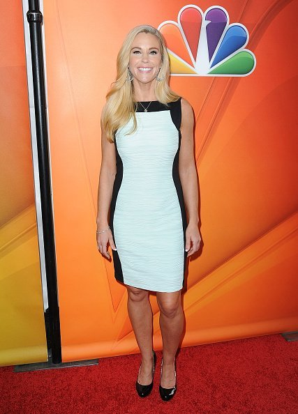 Kate Gosselin at The Langham Huntington Hotel and Spa on January 16, 2015 in Pasadena, California | Photo: Getty Images