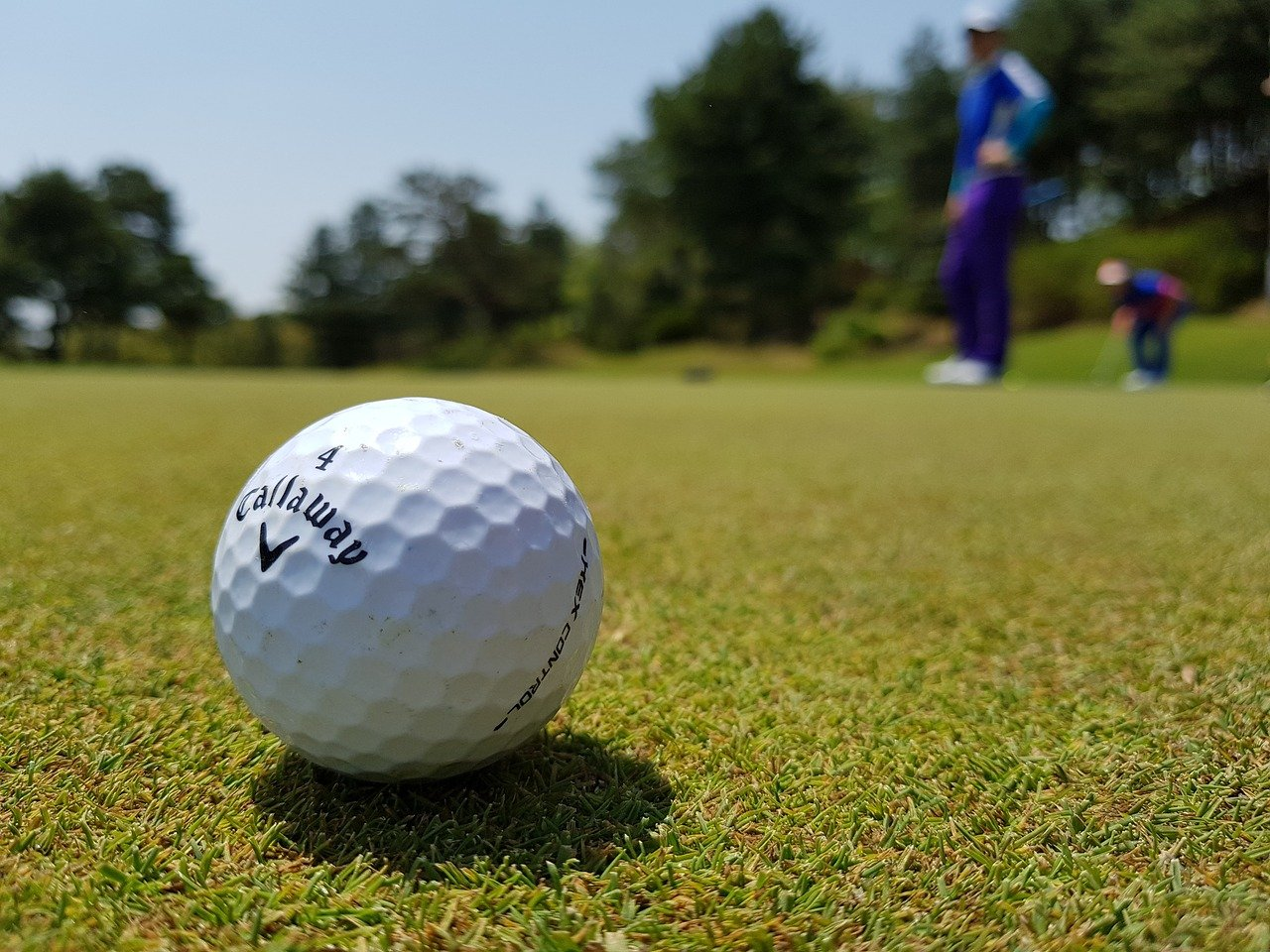 Golfball | Quelle: Pixabay