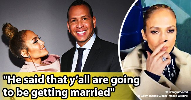 Jennifer Lopez unsure if she'll get married to Alex Rodriguez
