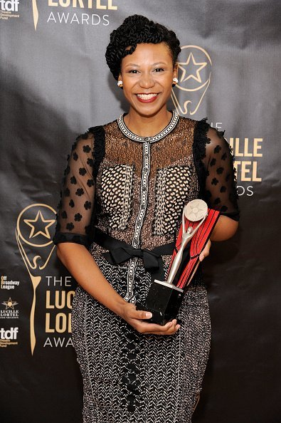 Actress Alana Arenas attends the press room for the 31st Annual Lucille Lortel Awards at NYU Skirball Center on May 1, 2016 | Photo: Getty Images