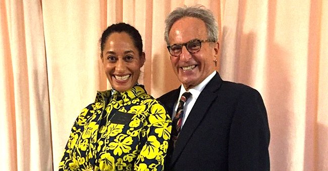 Here's How Tracee Ellis Ross Greeted Her Dad Bob on His 75th Birthday