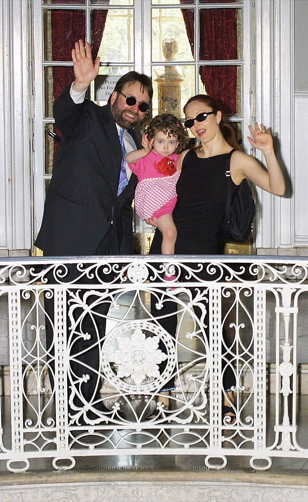John Ritter, his wife Amy, and their daughter Stella on May 1, 2001 | Photo: Getty Images