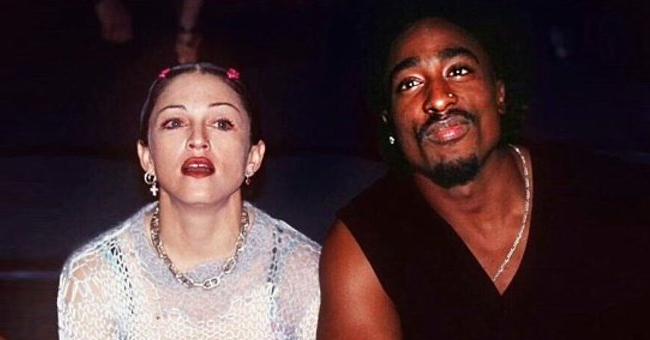 The Breakup Letter That Madonna Received from Tupac Goes on Auction