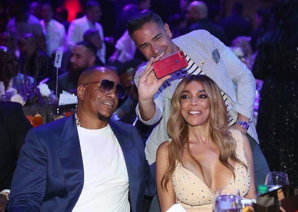 Kevin Hunter and Wendy Williams at the Wendy Williams Hunter Birthday Give Back Gala on July 18, 2018 | Photo: Getty Images