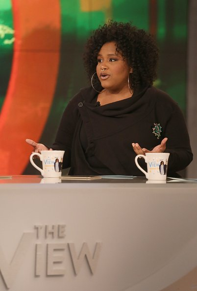 """Carlysia Levert on the """"THE VIEW"""" 