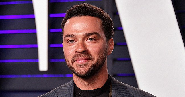 Jesse Williams at the 2019 Vanity Fair Oscar Party at Wallis Annenberg Center for the Performing Arts on February 24, 2019.   Photo: Getty Images