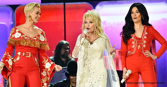 Dolly Parton Was the Best Person to Pay Tribute to Herself Among Stars at the 2019 Grammy Awards