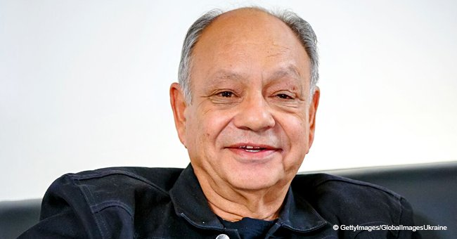 Here's how Cheech Marin found happiness with a 30-year-old pianist after two failed marriages