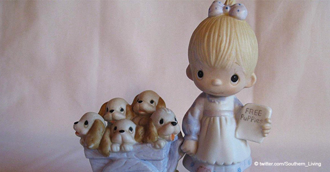 Precious Moments Figurines That Were Worth $15 Could Now Be Resold for a Fortune
