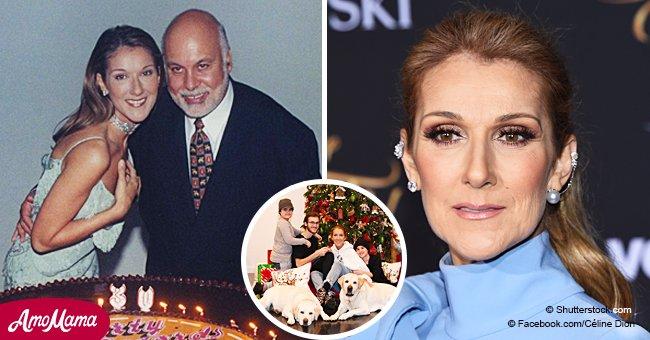 Céline Dion es la orgullosa madre de 3 maravillosos hijos, y aquí podrás conocerlos