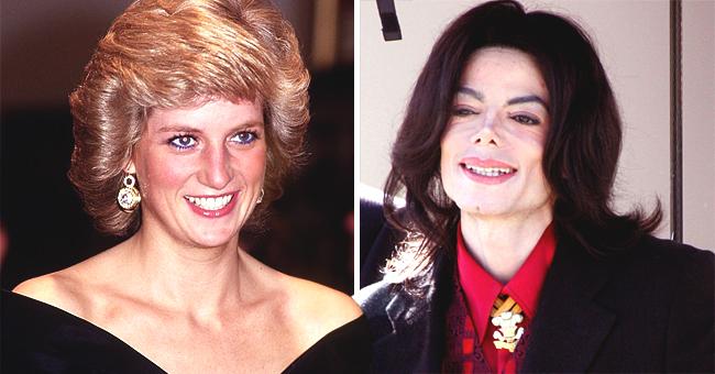 L'histoire derrière l'amitié entre Michael Jackson et la princesse Diana
