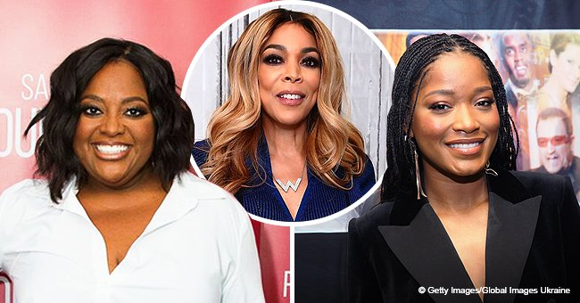 Keke Palmer, Sherri Shepherd & more join Nick Cannon as guest hosts for Wendy Williams' talk show
