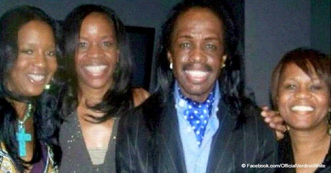 Remember 'Earth, Wind & Fire's Verdine White? His sisters look exactly like him