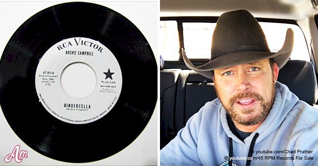 Archie Campbell's classic hit 'Rindercella' received a second wind in this video by Chad Prather