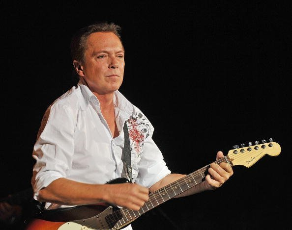 David Cassidy performs at the Queensborough Performing Arts Center in Queens on November 21, 2009 in New York City | Photo: Getty Images