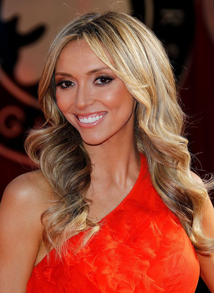 Guiliana Rancic at the 16th Annual Screen Actors Guild Awards in 2010 in Los Angeles, California   Source: Getty Images