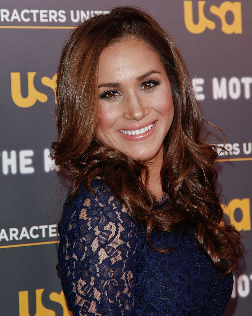 Meghan Markle at the Pacific Design Center in 2012 in West Hollywood, California | Source: Getty Images