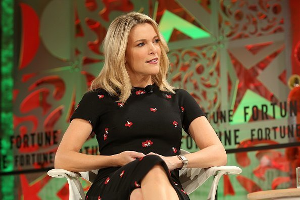 Megyn Kelly speaks onstage at the Fortune Most Powerful Women Summit 2018 at Ritz Carlton Hotel on October 2, 2018 | Photo: Getty Images