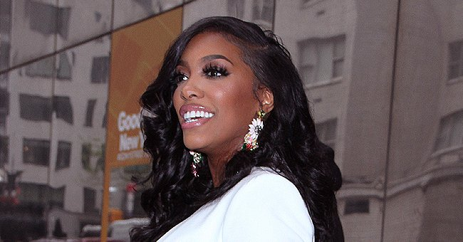 RHOA Star Porsha Williams' Daughter Pilar Looks Cute in a Pink Outfit with Matching Chanel Bag