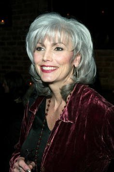 Emmylou Harris attends 'The Safety Of Objects' premiere after-party at Candela March 4, 2003, in New York City. | Source: Getty Images.
