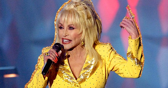 An undated image of singer Dolly Parton during the 38th Annual Songwriters Hall of Fame Ceremony at Marriott Marquis in New York City | Photo: Getty Images