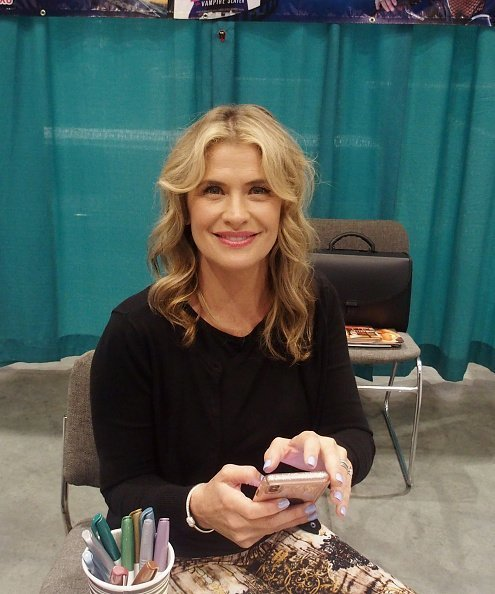Kristy Swanson attends GalaxyCon Raleigh 2019 at Raleigh Convention Center on July 25, 2019 | Photo: Getty Images