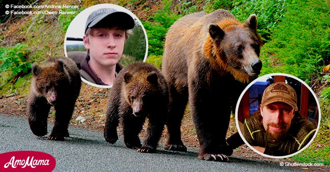 Father and Son Hunting Duo Jailed for Slaughtering Hibernating Mom Bear and Her Cubs