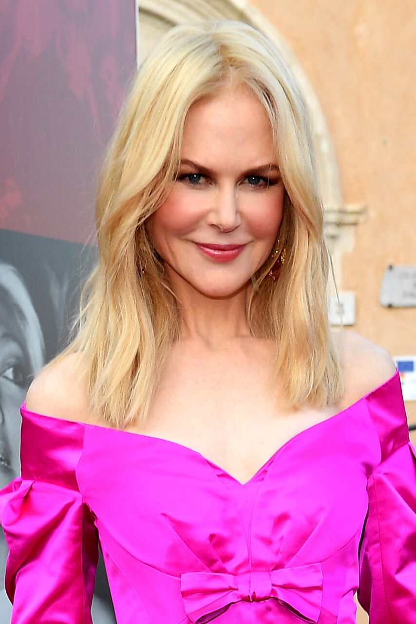 Nicole Kidman attends the 65th Taormina Film Fest Red Carpet. | Source: Getty Images