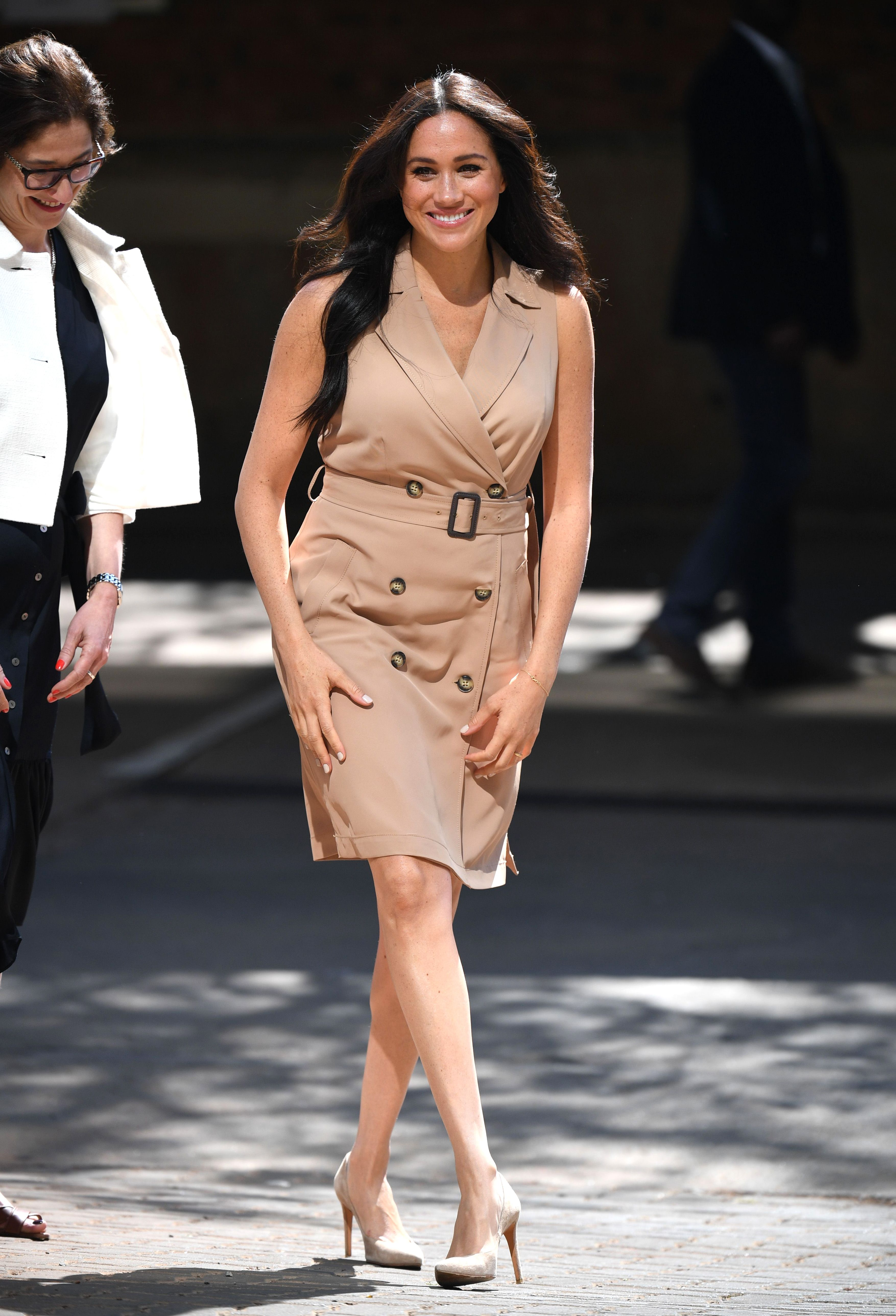 Meghan Markle visits the University of Johannesburg on October 1, 2019. | Source: Getty Images