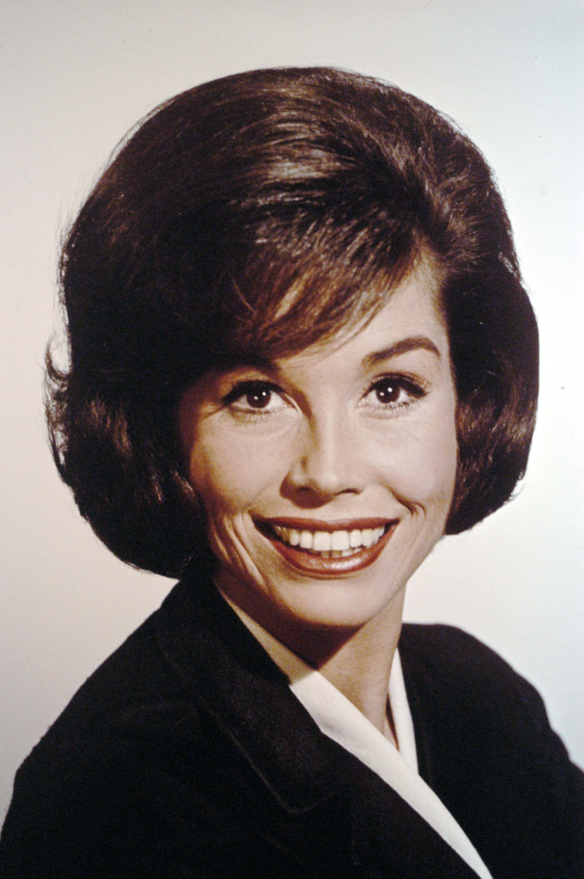 A portrait picture taken of Mary Tyler Moore on March 26, 1969. | Source: Getty Images.