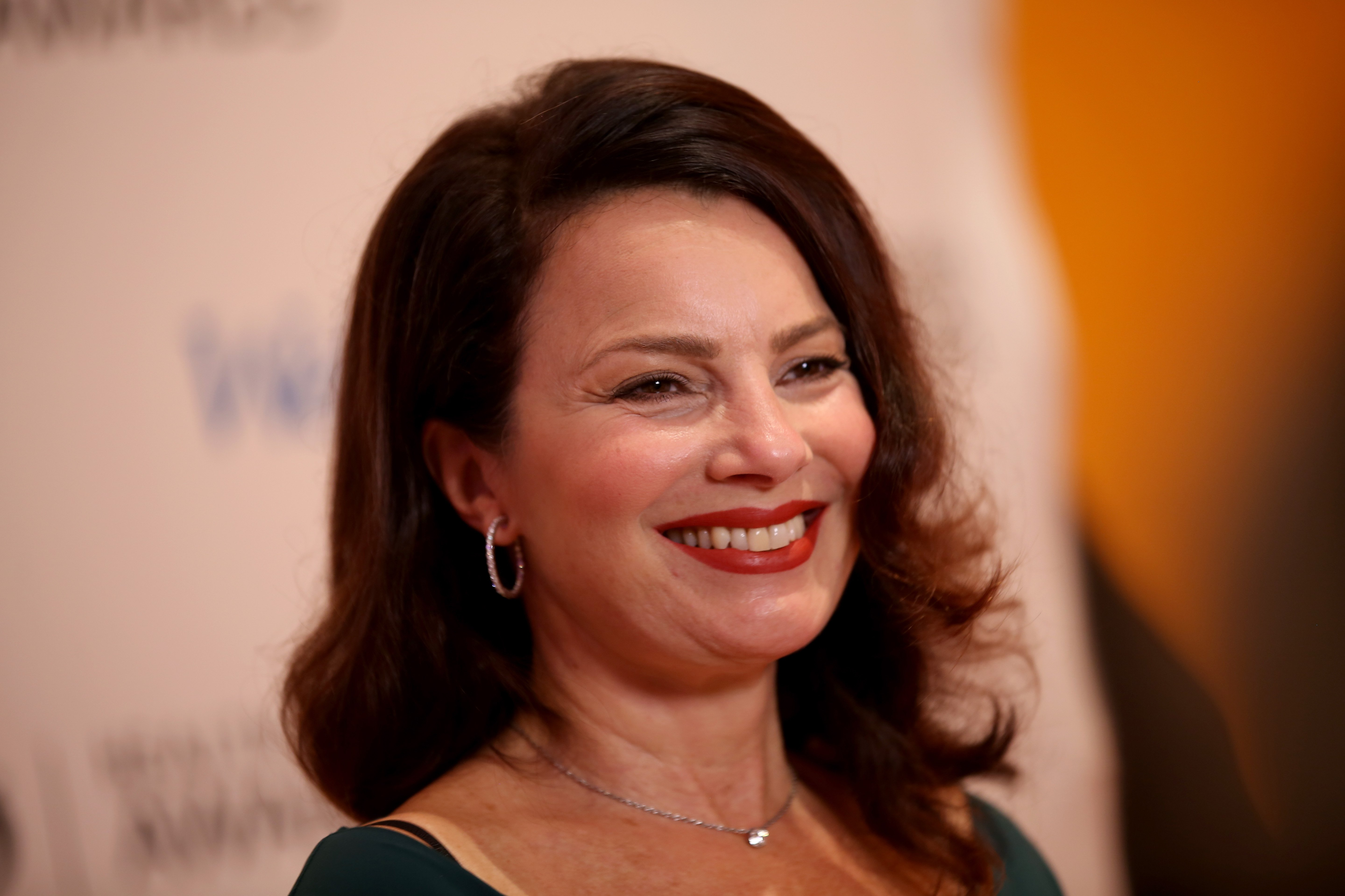 Fran Drescher attends the 2015 Health Hero Awards hosted by WebMD on November 5, 2015 | Photo: GettyImages