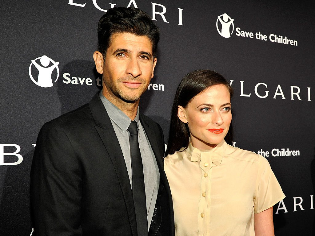 Raza Jaffrey and Lara Pulver attend BVLGARI and Save The Children STOP. THINK. GIVE. Pre-Oscar Event at Spago on February 17, 2015 in Beverly Hills, California | Photo: GettyImages