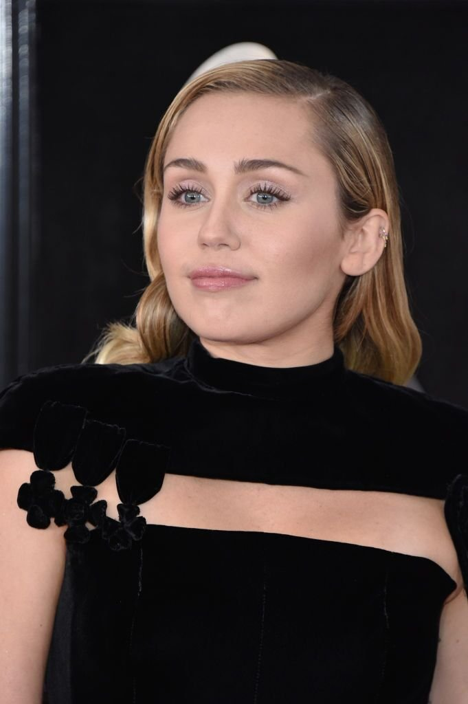Miley Cyrus attends the 60th Annual GRAMMY Awards at Madison Square Garden on January 28, 2018 in New York City. | Photo: Getty Images