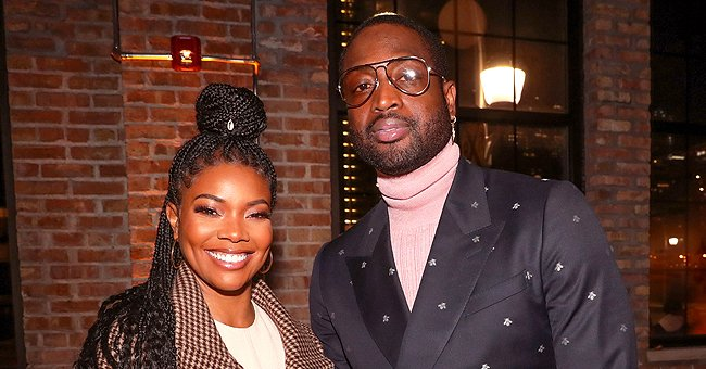Check Out Gabrielle Union's Daughter Kaavia's Adorable Focused Look