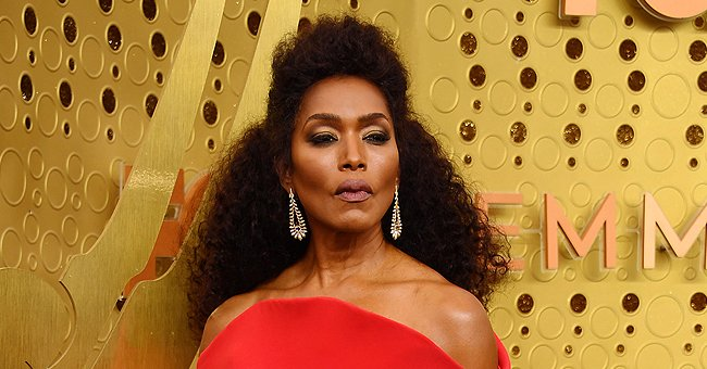 Angela Bassett Talks about Parenting Her Twins and How She Taught Son Slater What It Means When a Girl Says No