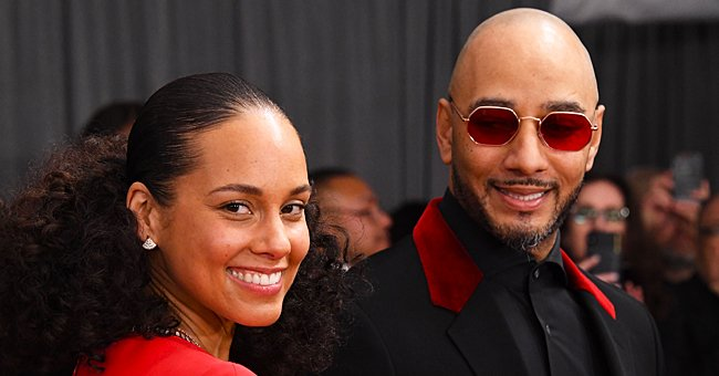 TMZ: Alicia Keys Receives a Lavish and Colorful Lego-Themed Link Chain from Swizz Beatz