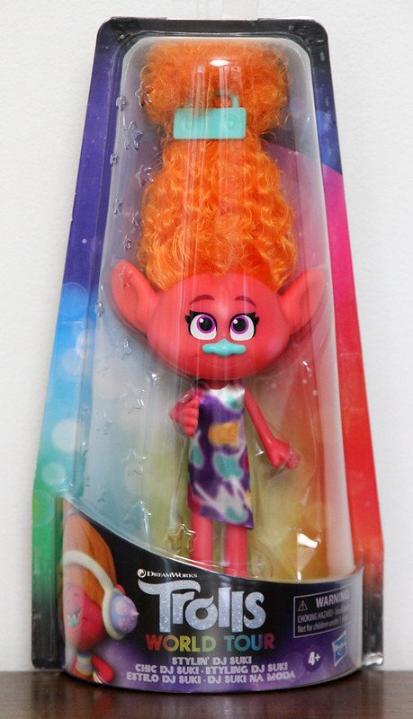 A Hasbro's Trolls World Tour Doll. | Photo: Flickr