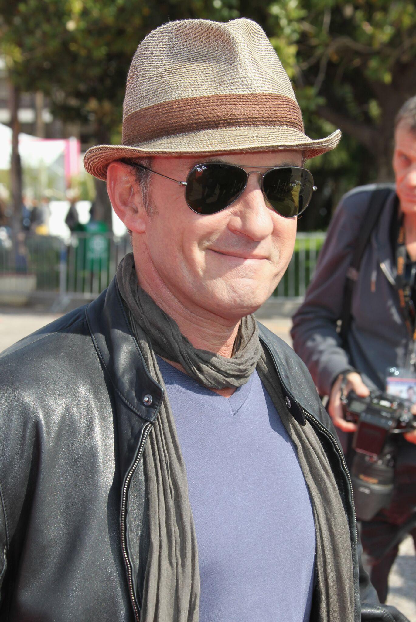 Le présentateur Christophe Dechavanne. l Source : Getty Images