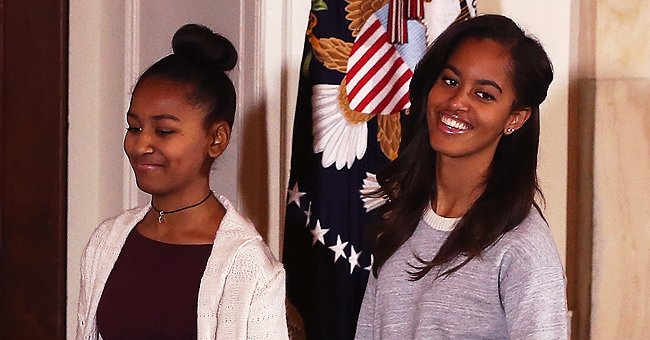 Malia Obama Was There to Send Younger Sister Sasha off to College, Says Mom Michelle