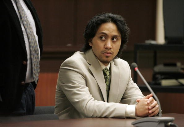 Vili Fualaau appears in court in SeaTac, Washington on April 3, 2006. | Photo: Getty Images