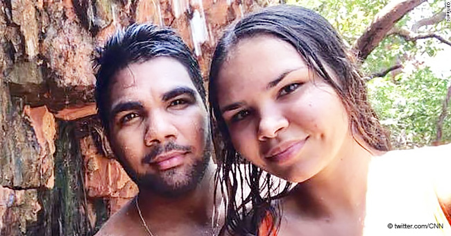 Rescatan a una pareja atrapada en un pantano lleno de cocodrilos