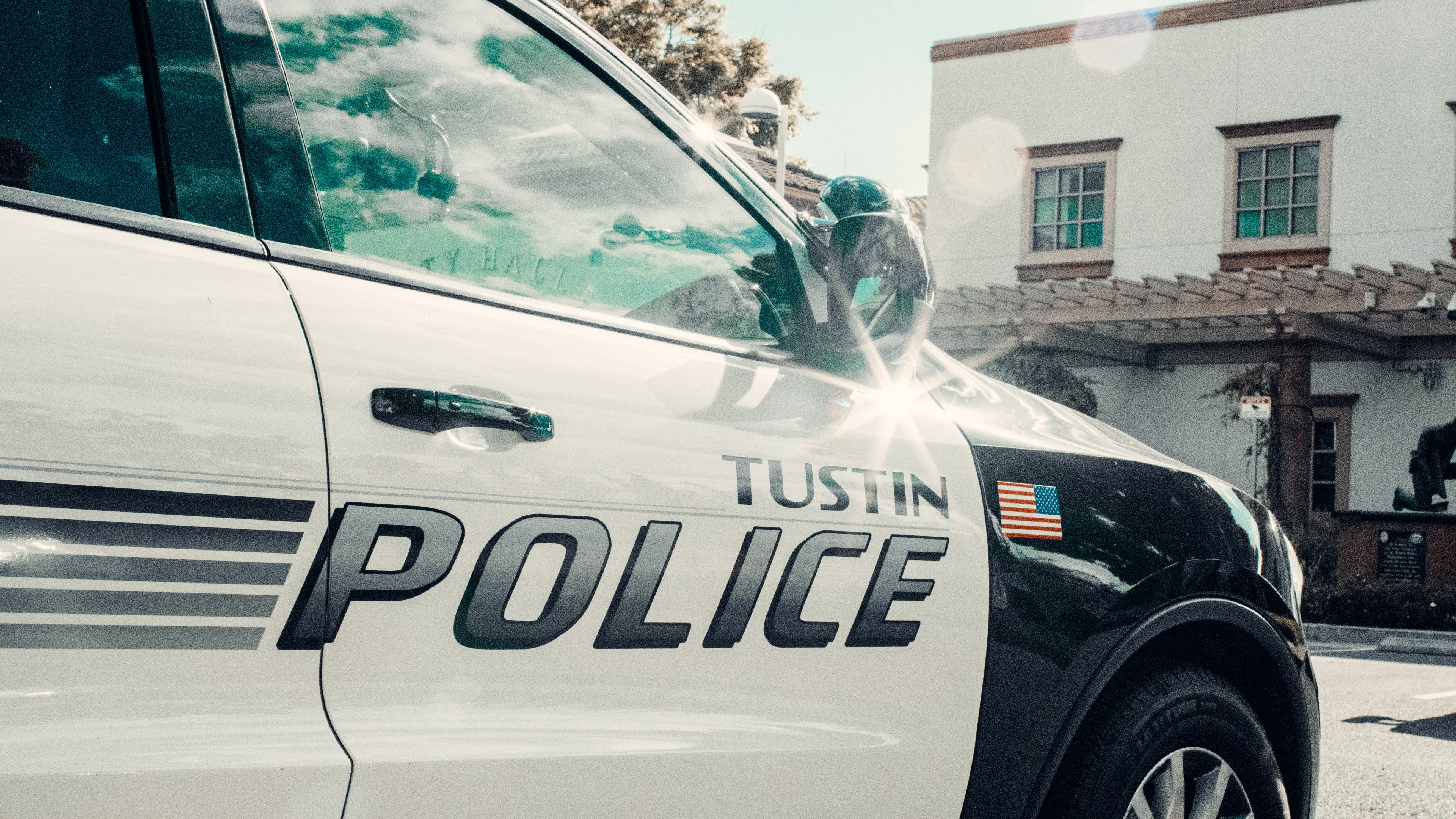 Pictured - An image of a black and white police vehicle | Source: Pexels