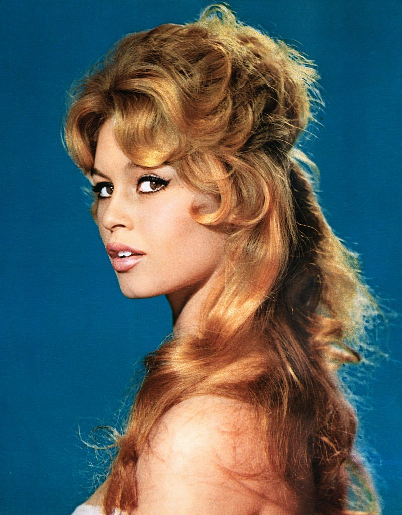 Portrait de Brigitte Bardot. | Photo : Getty Images