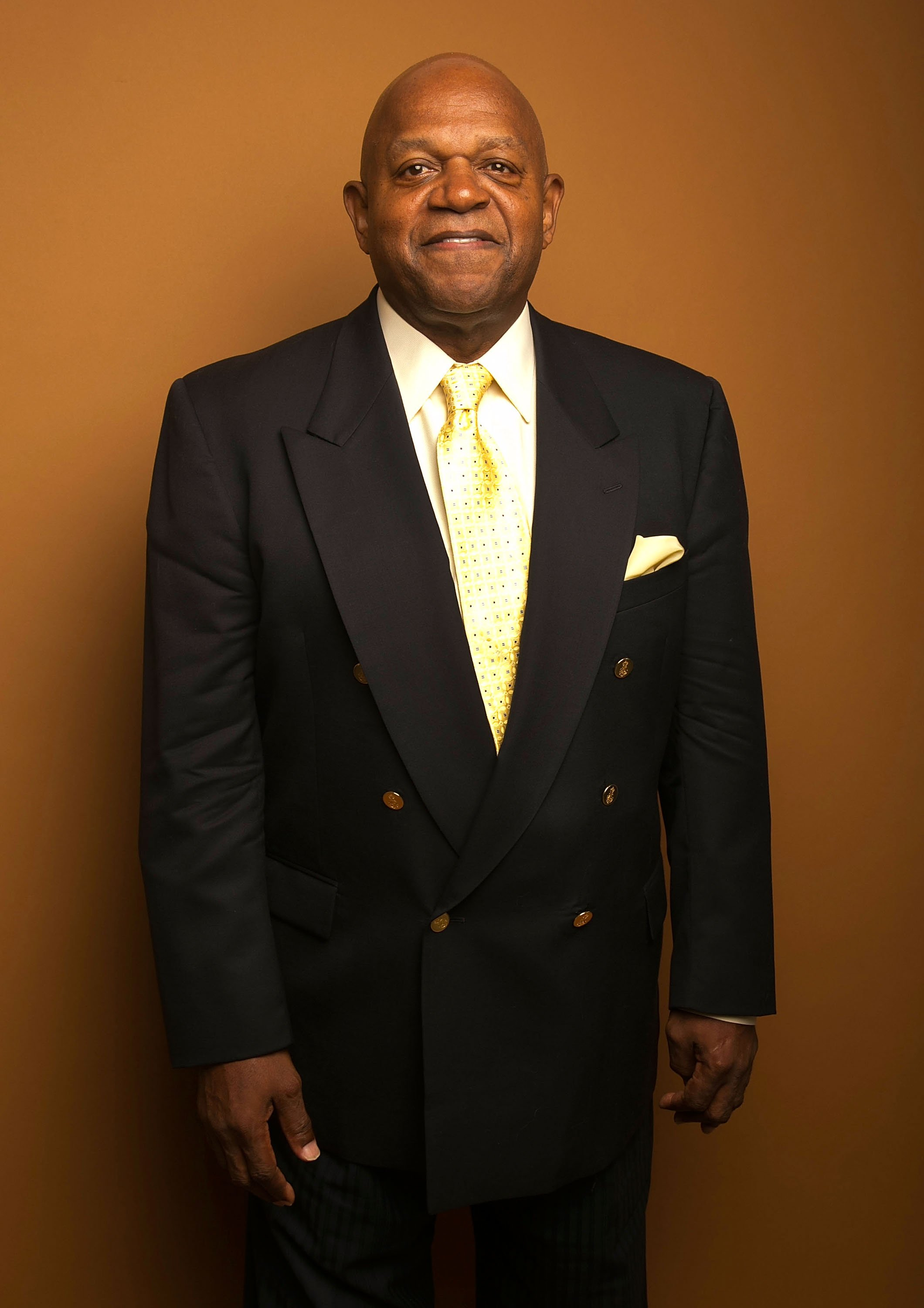 Charles S. Dutton poses for a photo during the 2014 American Black Film Festival on June 21, 2014 in New York City.   Photo: Getty Images