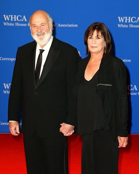 Rob Reiber and Michele Singer Reiner attends the 2018 White House Correspondents' Dinner at Washington Hilton on April 28, 2018 in Washington, DC | Photo: Getty Images