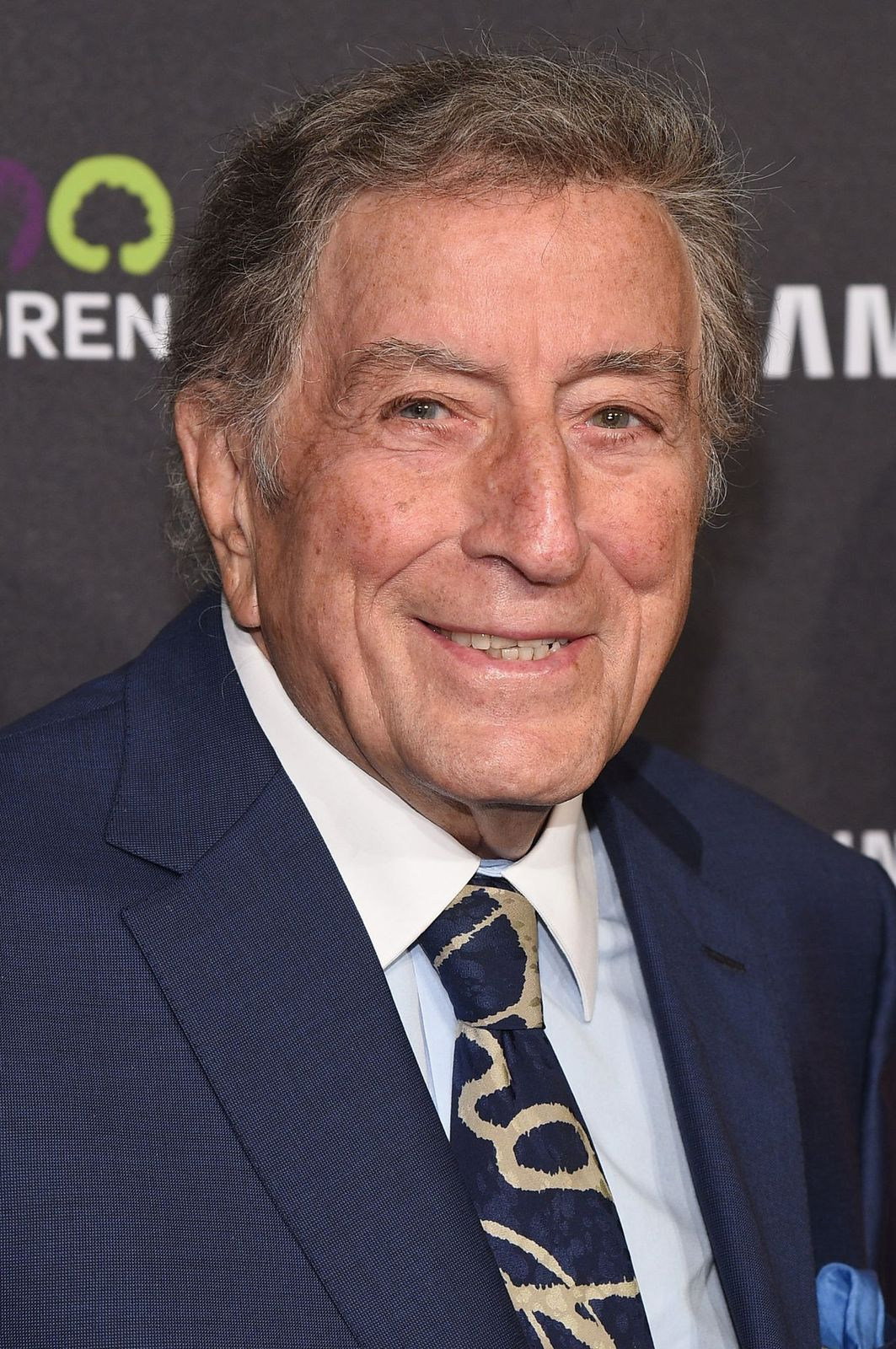 Tony Bennett at the Samsung Hope for Children Gala at the Hammerstein Ballroom on September 17, 2015, in New York City | Photo: Bryan Bedder/Getty Images