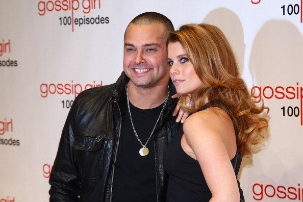 JoAnna Garcia and Nick Swisher at Cipriani Wall Street on November 19, 2011 in New York City.   Photo: Getty Images