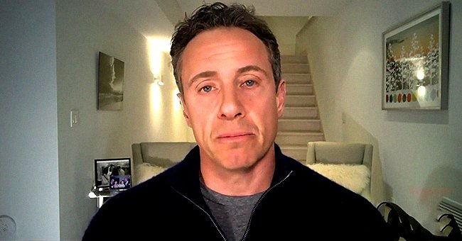Chris Cuomo of CNN Reportedly Struggling After Wife's Positive COVID-19 Result